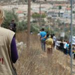 Greenbelt volunteer team leader off to the West Bank for three months