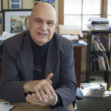 Extract of Steve Chalke interview with Tony Campolo