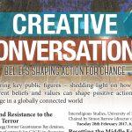 Ekklesia's Creative Conversations: beliefs shaping action for change