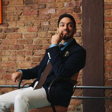 Asad Ali Jafri to curate Amal venue at GB17