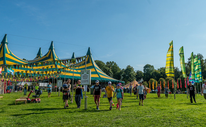9 ways to hang on to that festival feeling