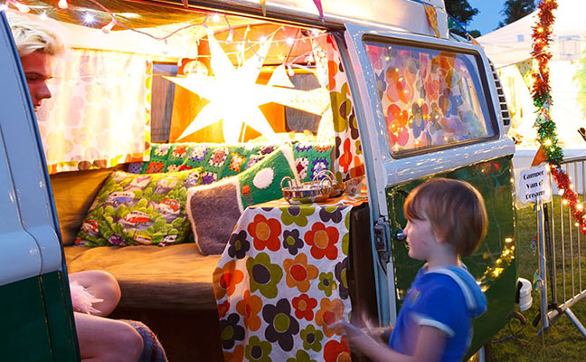 Introducing the all-new(ish) Campervan Field