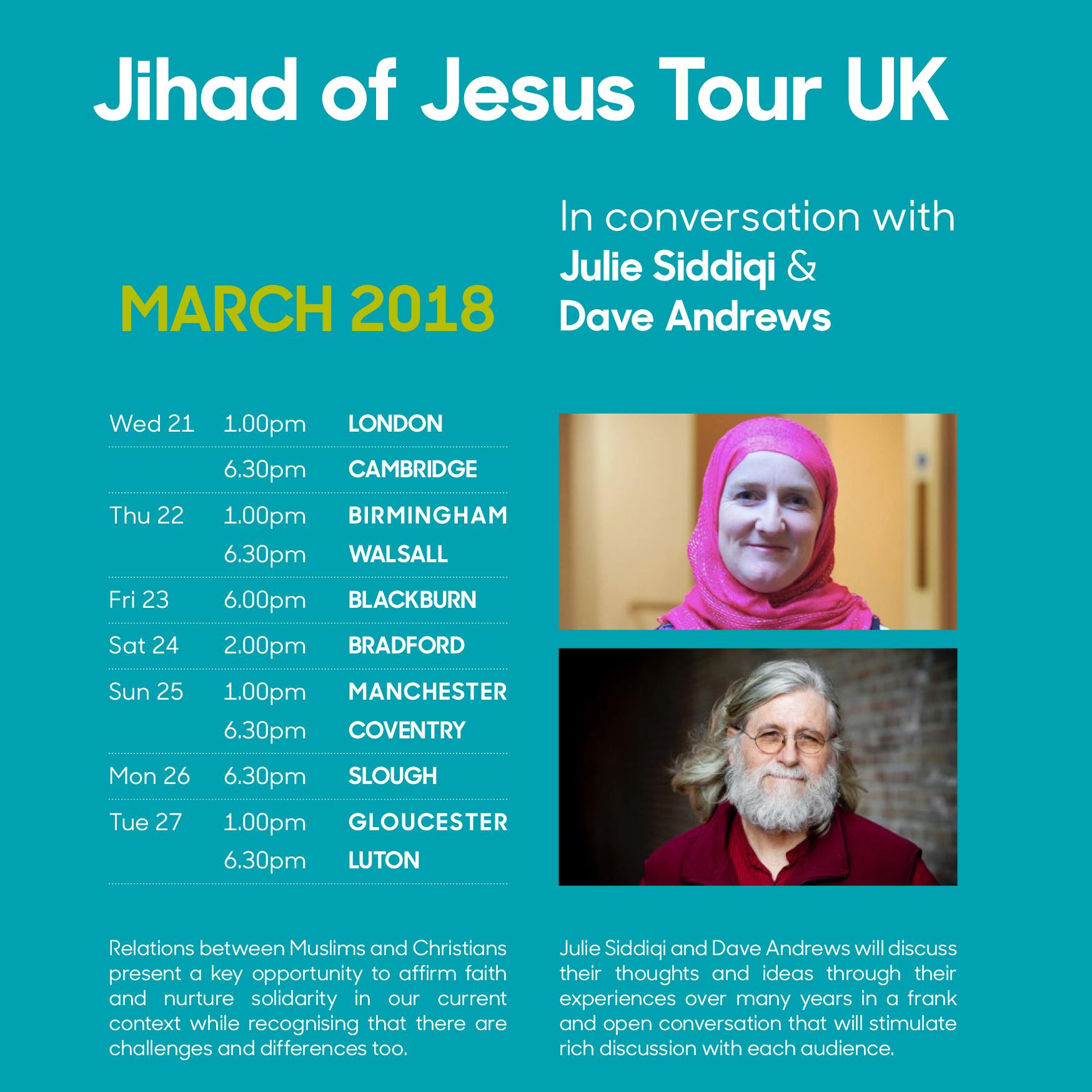 Jihad of Jesus