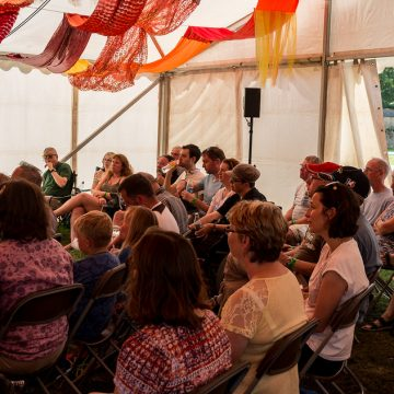 Citizens UK and Co-ops – back at Greenbelt 2018