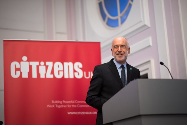 Citizens UK: Still building after all these years