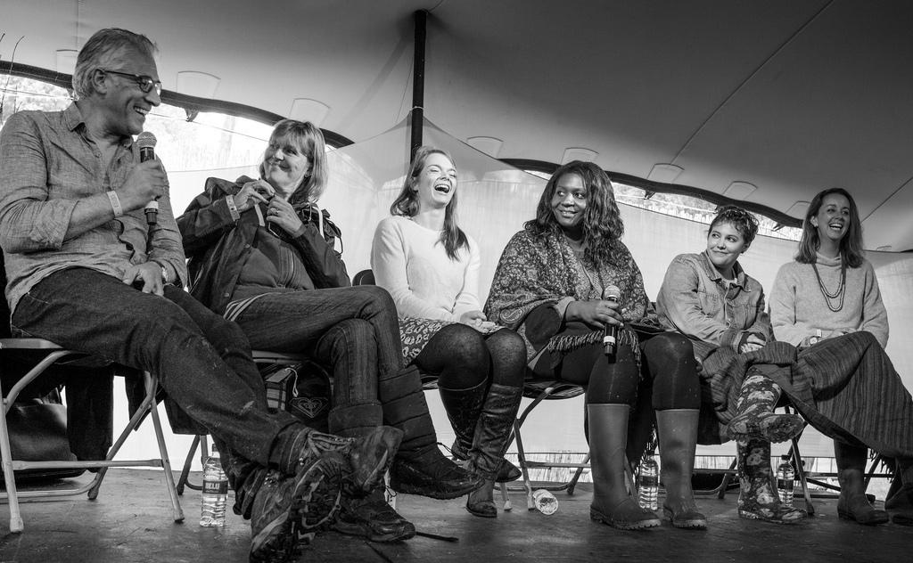 Panels at Greenbelt 2017