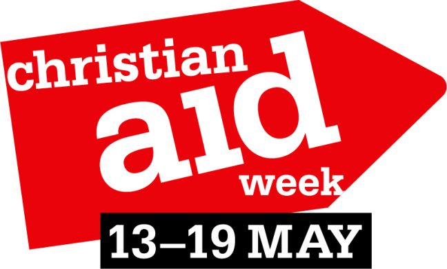 Standing with our Neighbours: Christian Aid Week 13 -19 May 2018