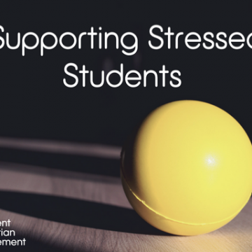 Student Worker & Church Leaders' Guide to Supporting Stressed Students
