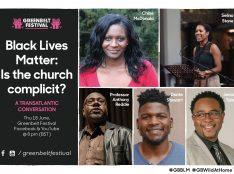 Black Lives Matter: Is the church complicit? A transatlantic conversation